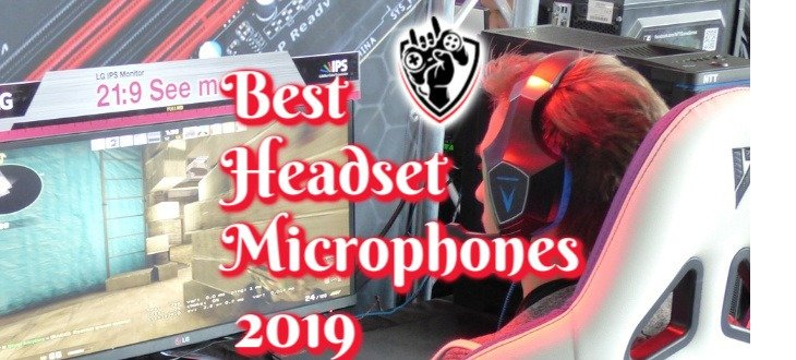 Top 8 Best Headset Microphones of July 2019 Reviews | GameAuthority