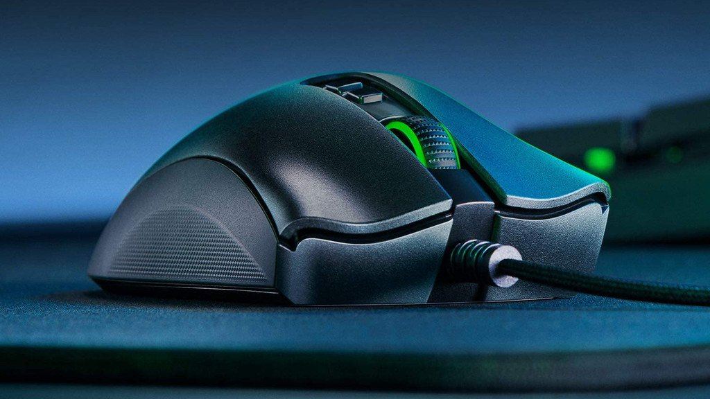 best left-handed gaming mouse