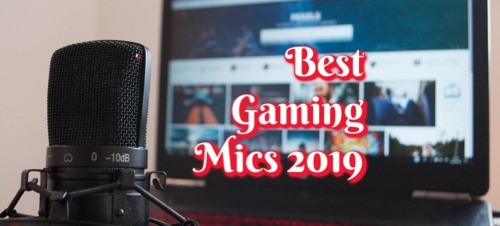 Best Gaming Microphone 2019