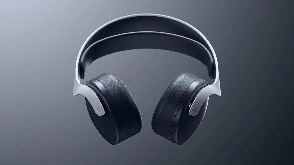 Promotional image of the Sony 3D Pulse headset.