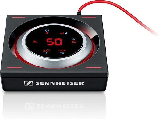 The EPOS | Sennheiser GSX 1200 Pro, an gaming peripherals mostly meant for eSporters.
